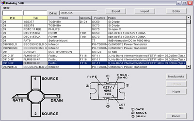 نرم افزار SMD